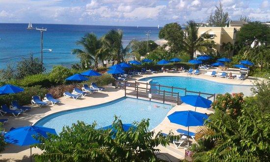 Beach View: The pool at Beachview
