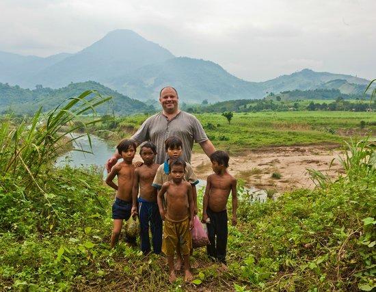 Yang Bay Eco Park: Я и дети