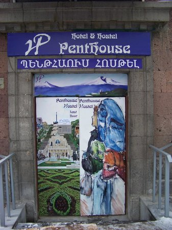Penthouse Hotel & Hostel : Hostel