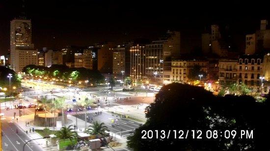 Gran Hotel Argentino: VISTA DE MI HABITACION