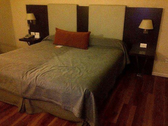 Gran Hotel Argentino: HABITACION