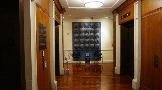 Renaissance Washington, DC Dupont Circle Hotel : Ascenseurs