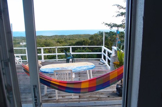 Surfers Haven Guesthouse : from the studio