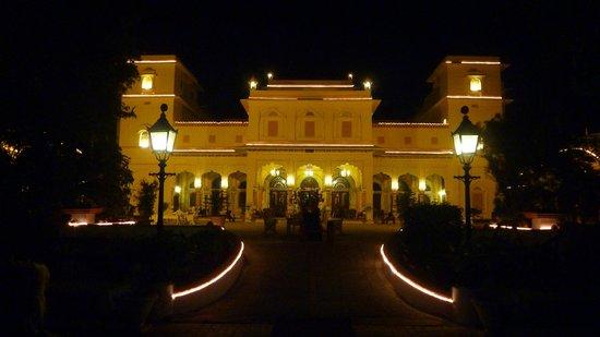 Narain Niwas Palace: Vue générale