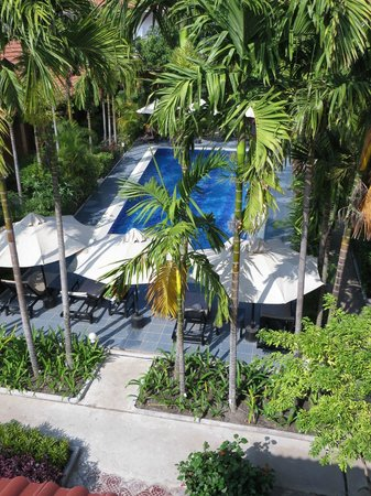 Central Boutique Angkor Hotel: The Pool