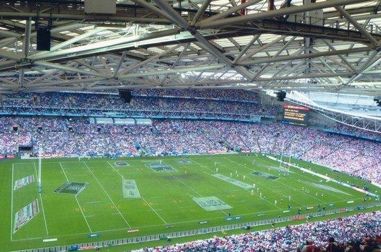 ANZ Stadium: N.R.L. Grand Final