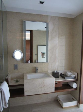 Hyatt Ahmedabad: Bathroom