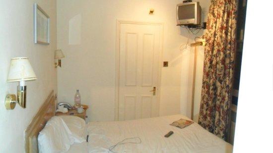 The Gresham Hotel: sufficiente