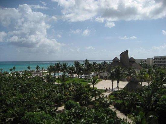 Secrets Maroma Beach Riviera Cancun: view from balcony