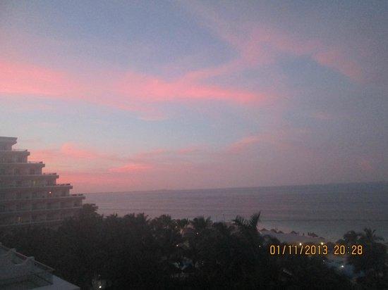 Hotel Riu Caribe: DESPUES DE LA TORMENTA