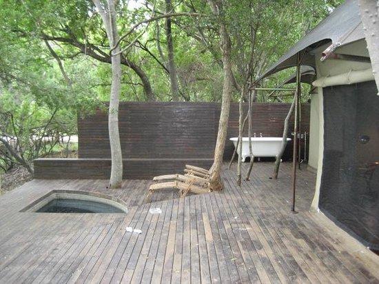 Nkomazi Game Reserve : Deck