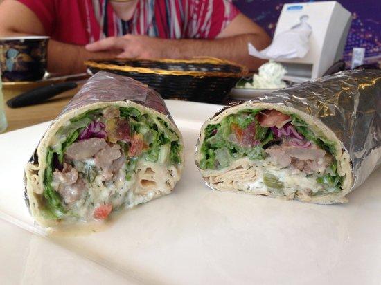 El Mediterraneo: Doner Kebab