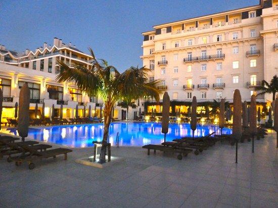 Palacio Estoril Hotel, Golf and Spa: Atmosphère magique !