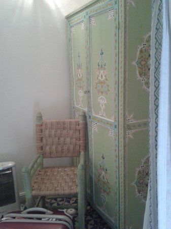 Riad Ineslisa: Patio room
