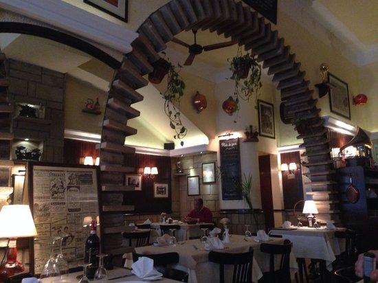 Don Camillo: Una gran cocina y un gran sevicio gracias jualma