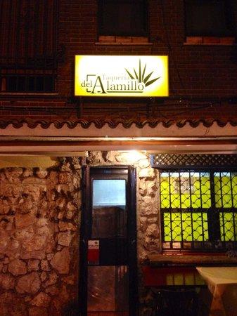 Taqueria del Alamillo : Fachada