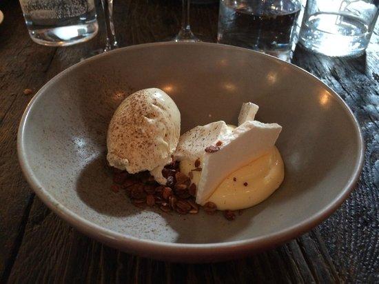 Septime: Dessert , Citron de Klamata