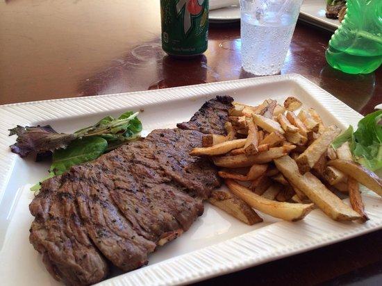 ocean & steak : The best steak