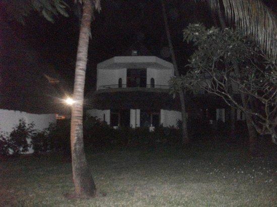 Severin Sea Lodge: Hotelanlage bei Nacht