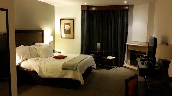 Hotel Morrison 84: Suites con chimenea/calentador incluido