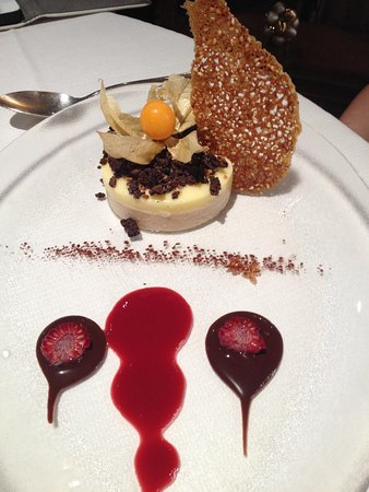 Le Patio : Dessert