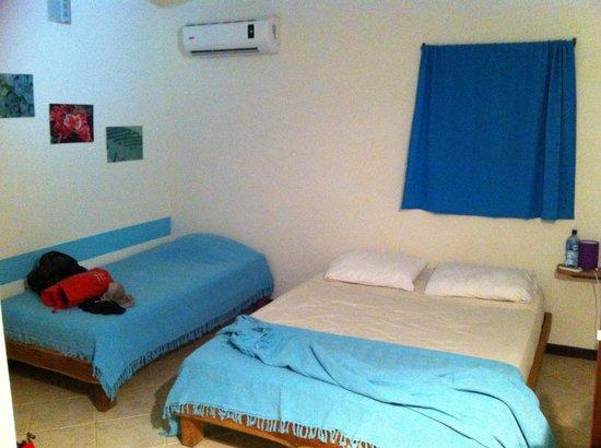 Hotel Meli Melo : Chambre