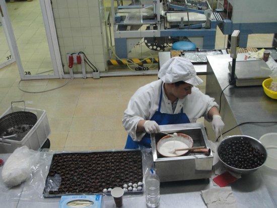 Fenoglio Museo del Chocolate: Museu