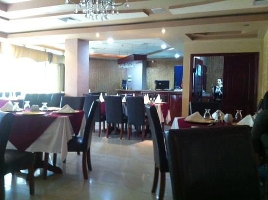 Hotel La Aurora: Restaurante