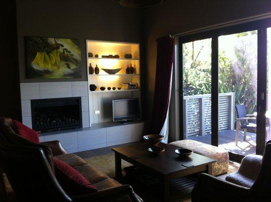 Peppers Parehua Martinborough: Lounge area