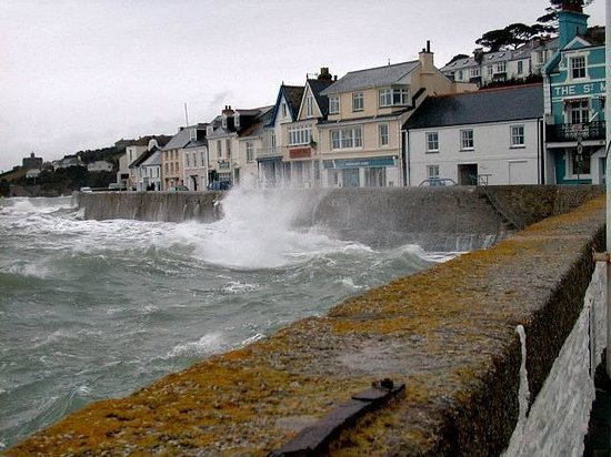 Hotel Tresanton: St Mawes in a Storm