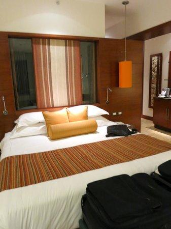Beresheet: bedroom