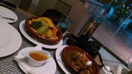 El Manza Restaurant : couscous e tajin