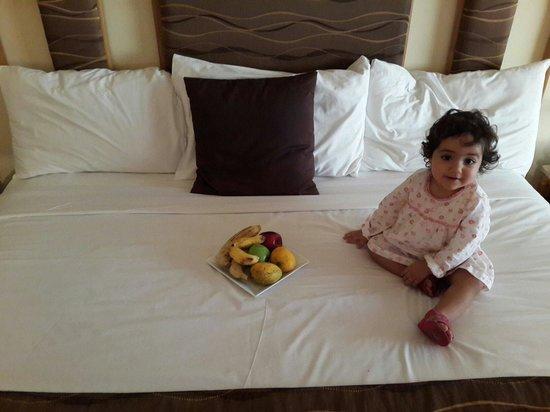 Galadari Hotel: Fruit