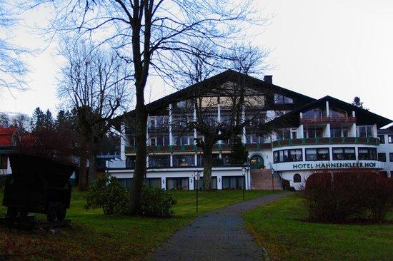 Hahnenkleer Hof Hotel: Fast alle Zimmer mit Balkon S/O