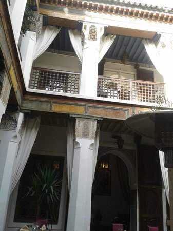 Angsana Riads Collection Morocco : Restautant