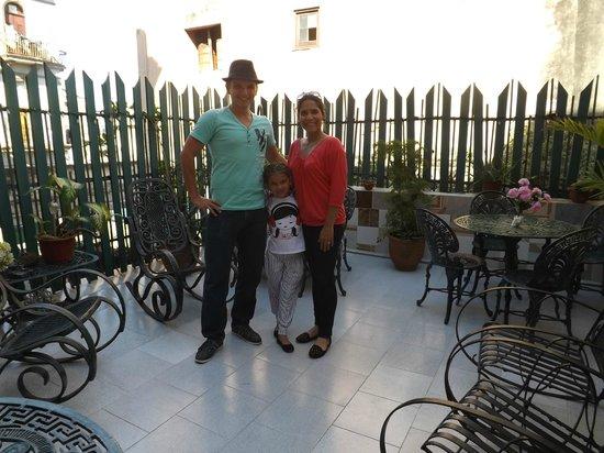 Casa Colonial La Terraza: Hermoso lugar!!