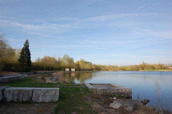 Parc de Loisirs Jacques Vernier: Rive