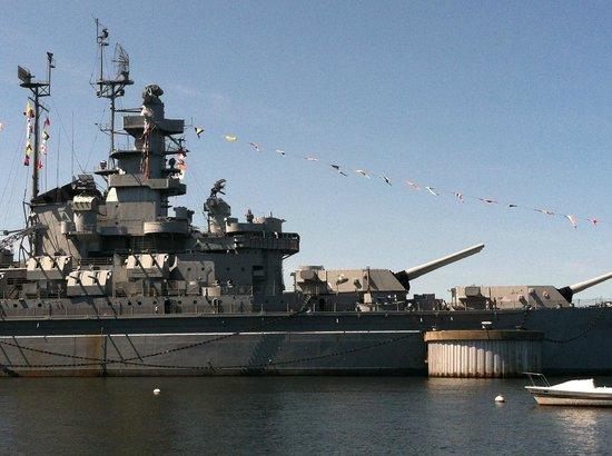 Battleship Cove: ship