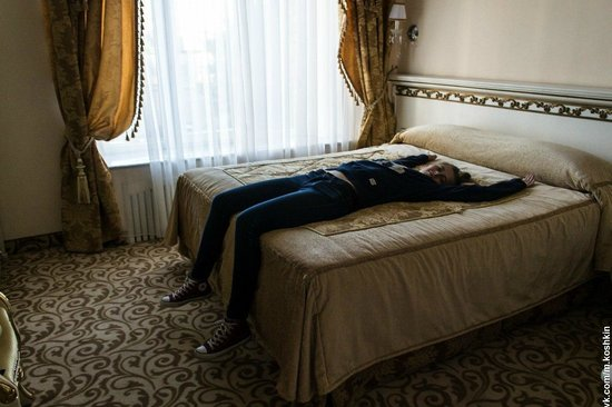 Royal City Hotel : Извините, сестра :)