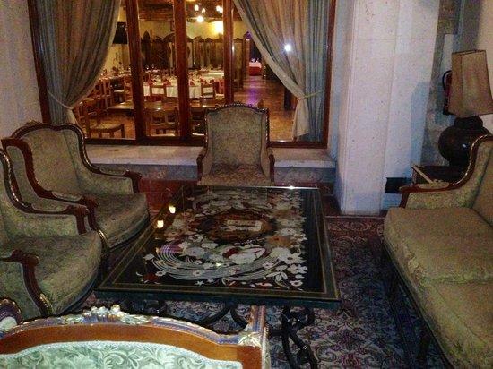 Hotel & Spa Arzuaga: Salón