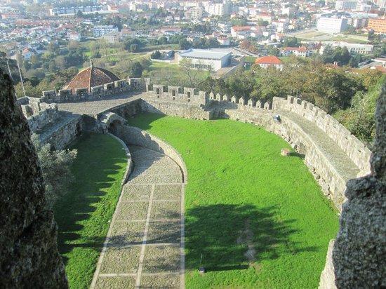 Castelo de Santa Maria da Feira: Castelo dos Pereiras