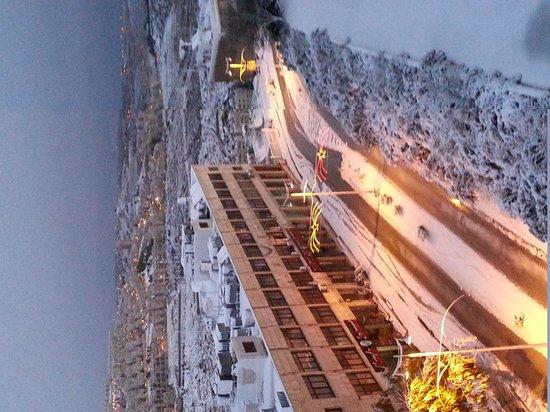 Mount David Hotel: Veiw from Hotel Room