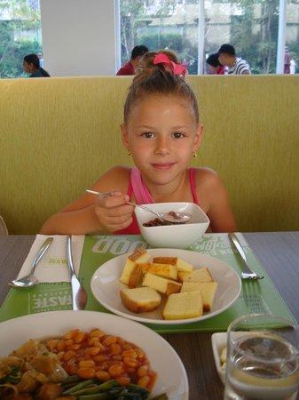 Ibis Pattaya : завтрак