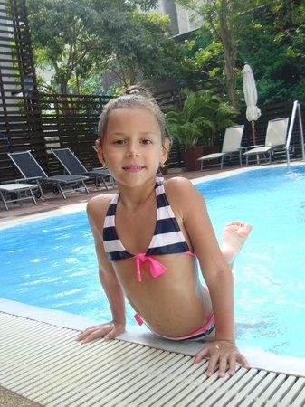 Ibis Pattaya : бассейн