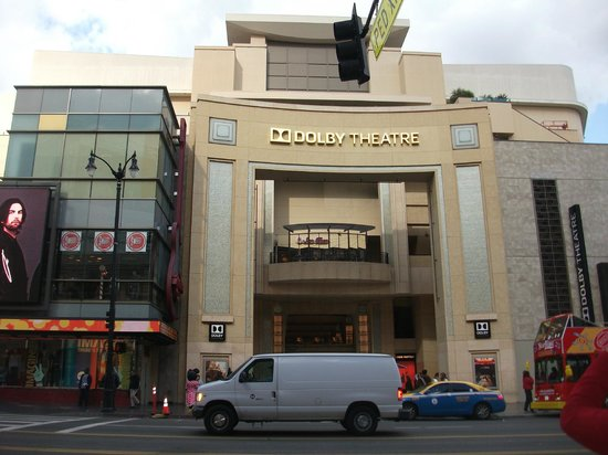 Hollywood Celebrity Hotel: Paseo de la Fama