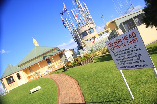 Nelson Bay Bed and Breakfast: Nelson Bay Lighthouse