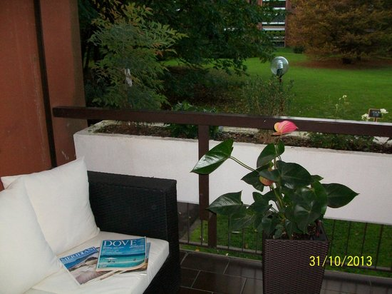 B&B Botton d'oro Basiglio: veranda