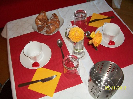 B&B Botton d'oro Basiglio: sala colazioni