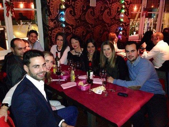Sacacorchos Uncibay: cena de empresa
