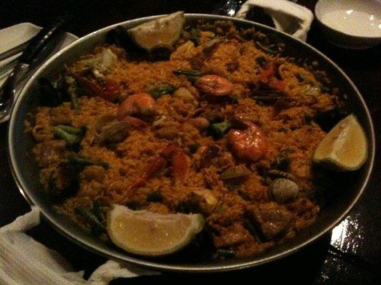 Sabor Espanol: paella